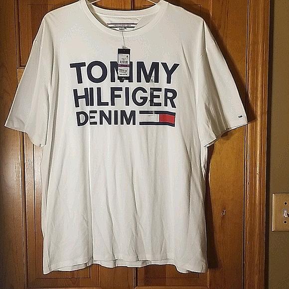 TOMMY HILLFIGER TEE XXL